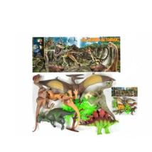World Animals Collection Dinoszaurusz Készlet
