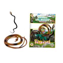 Műanyag Állatszett: Kígyók