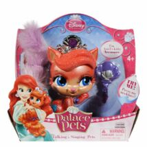 Disney Hercegnők: Palota kedvencek - beszélő és éneklő Treasure cica