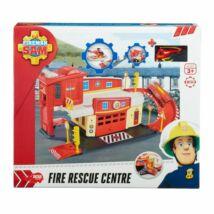 Sam a tűzoltó - tűzoltóállomás
