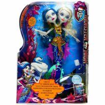 Monster High, Nagy frászkitör árok - Peri és Pearl Serpentine baba