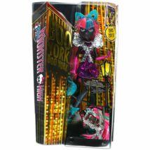 Monster High Boo York babák - Catty Noir