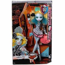 Monster High Lagoona Blue Szörnycsere program baba