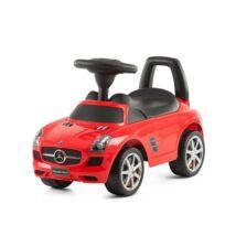 Baby Mix Mercedes-Benz SLS AMG bébitaxi Piros