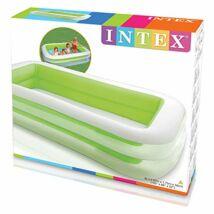 Intex Zöld családi medence 262 x 175 cm
