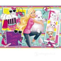Clementoni Puzzle: Barbie
