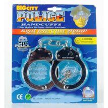 Műanyag Rendőr Bilincs