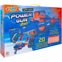 Szivacslövő Automata Fegyver