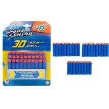 Kék Szivacstöltény 30 db-os