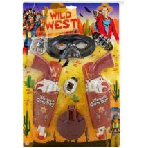 Wild West Cowboy szett