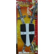Weapon Crusader Lovagi Kard Szett
