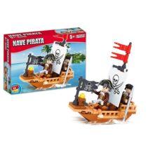 Kalóz Hajó Építőjáték