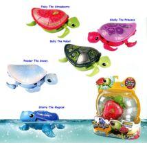 Tenyérnyi barátok teknősbéka többféle