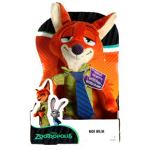 Zootropolis: Állati Nagy Balhé Plüss- Nick Wilde