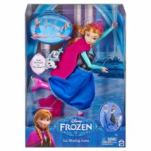 Jégvarázs Anna korcsolyázó baba
