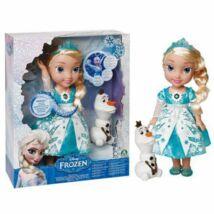 Jégvarázs hercegnő Elza baba, éneklő