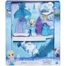 Jégvarázs mini királyság - Elsa jégkastélya