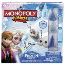Monopoly Junior társasjáték - Jégvarázs