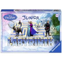 Jégvarázs Junior labirintus társasjáték