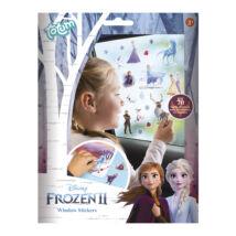 Frozen II. 70 db-os Ablakmatrica Készlet