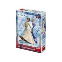 Frozen II. Diamond Puzzle 200 db-os