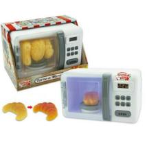 Mikrohullámú Sütő Élelmiszerekkel és UV Lámpával