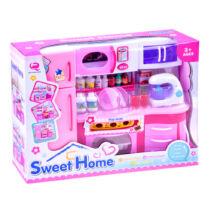 Sweet Home Mini Konyhaszett