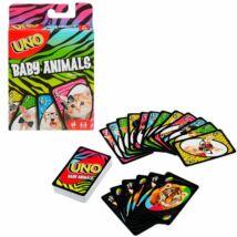 Uno Kártya: Baby Animals