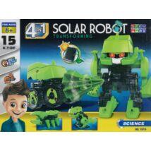 4 in 1 Solar Robot Transforming