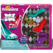 Crayola Cipő Díszítő Készlet