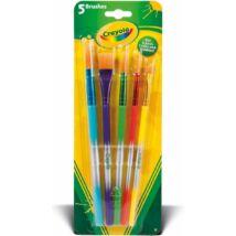 Crayola Ecsetszett 5 db-os