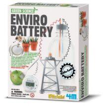 4M Környezetbarát Elem Készlet