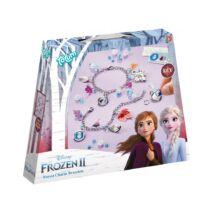 Frozen II. Láncos Karkötő Készítő Szett
