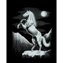 Képkarcoló: Ágaskodó Ló