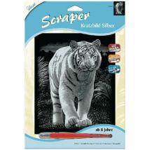Képkarcoló: Tigris