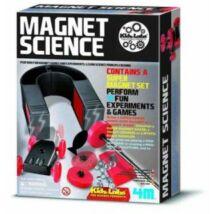 4M Mágneses Tudományos Készlet