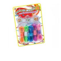 Scoubi Mania Karkötő Készítő Műanyag Fonalak Gyöngyökkel