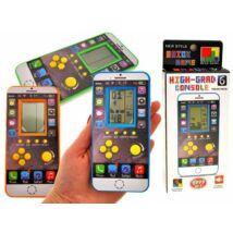 Telefonformájú Tetris