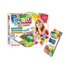 Színezhető Puzzle