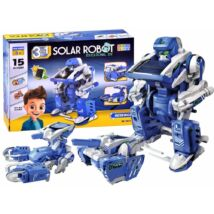 3 in 1 Solar Robot