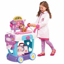 d03172310a9a Dr. Plüssi Kórházi kocsi - Dr Plüssi