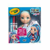 Crayola Colour N Style Friends: Sky