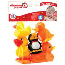 Vitamina G  Fürdő Gumikacsa Készlet