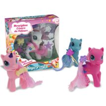 Magic Pony - Póni Unikornis Kiegészítőkkel