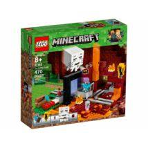 Minecraft Lego: Az Alvilág kapu 21143