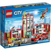 Lego City: Tűzoltóállomás 60110
