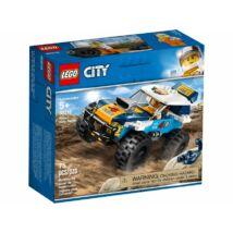 Lego City: Sivatagi Rali Versenyautó 60218