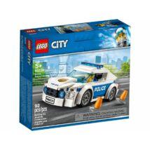 Lego City: Rendőrségi Járőrkocsi 60239