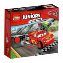 LEGO® Juniors 10730 Villám McQueen versenyautó indítója