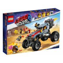 The Lego  Movie 2: Emmet és Lucy Menekülő Homokfutója 70829